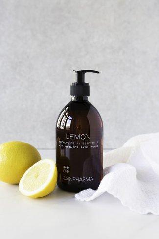 RainPharma Skin Wash Lemon 500ml