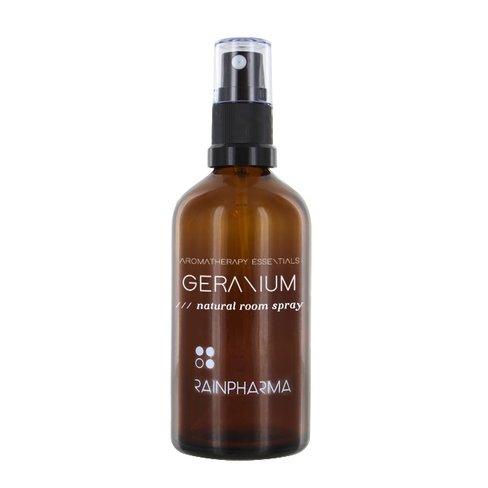 RainPharma Natural Room Spray - Geranium