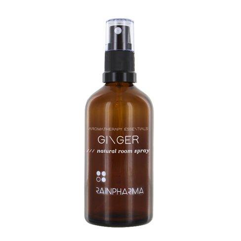 RainPharma Natural Room Spray - Ginger