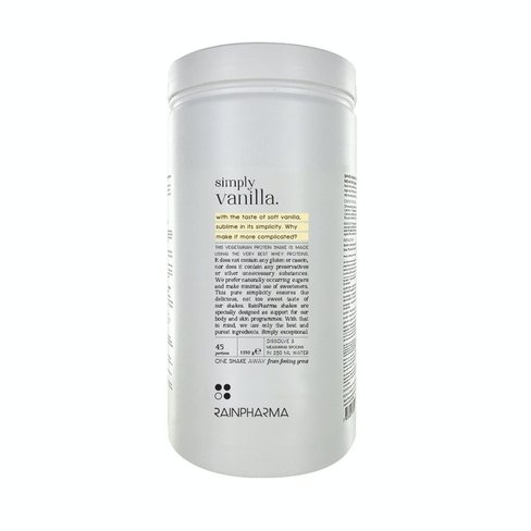 RainPharma Shake Simply Vanilla XL