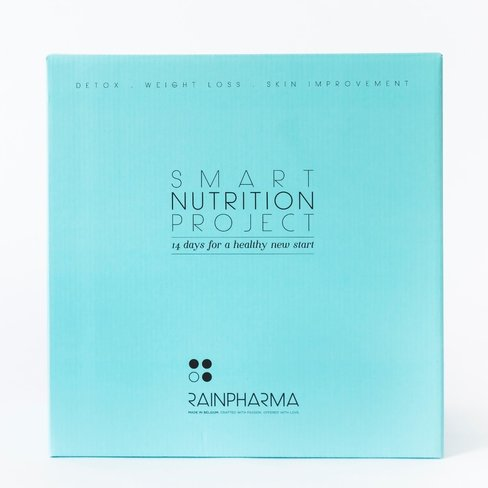 Smart Nutrition Box XXL Basic (Limited Edition)