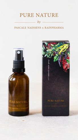 RainPharma Pascale Naessens Pure Nature Room Spray