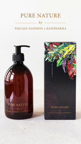 RainPharma Pascale Naessens Skin Wash Pure Nature 500ml
