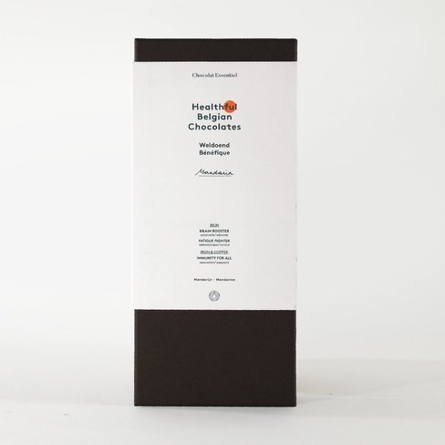 Chocolat Essentiel Mandarin 21 pralines