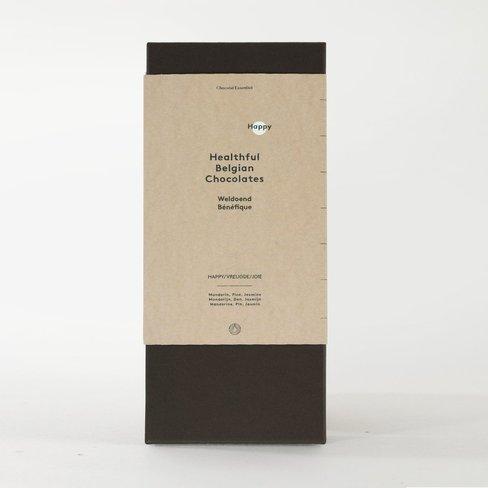Chocolat Essentiel Happy 21 pralines