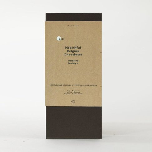 Chocolat Essentiel Peace 21 pralines