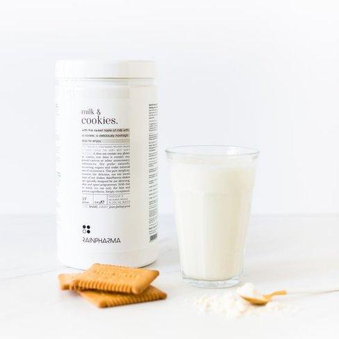 RainPharma Shake Milk & Cookies