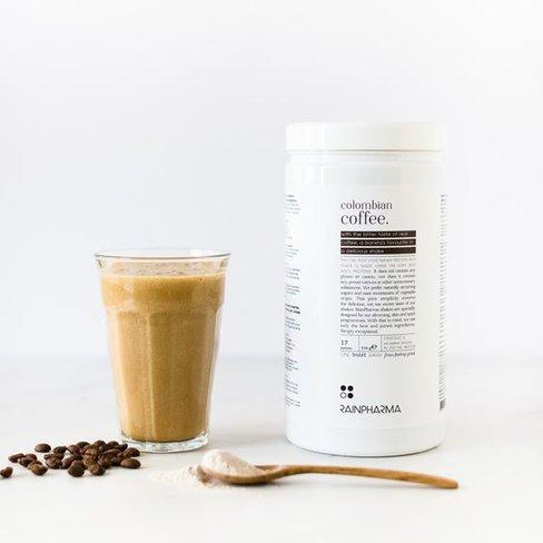 RainPharma Shake Colombian Coffee