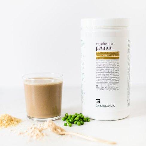 RainPharma Shake Vegalicious Peanut