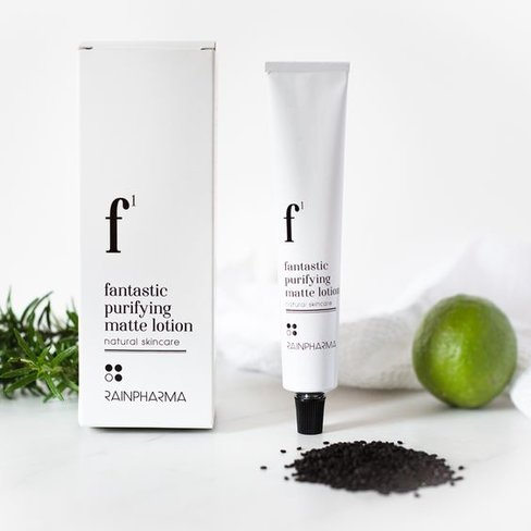 RainPharma F1 - Fantastic Purifying Matte Lotion