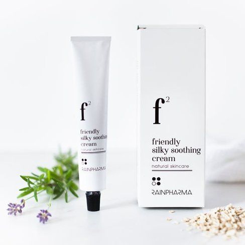 RainPharma F2 - Friendly Silky Soothing Cream