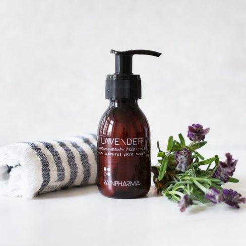RainPharma Skin Wash Lavender 100ml